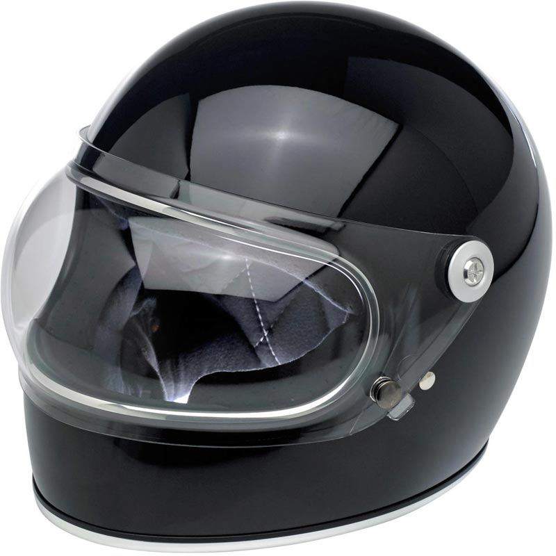 visi re casque biltwell gringo s anti fog bubble shield clear. Black Bedroom Furniture Sets. Home Design Ideas