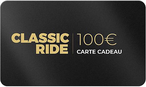 carte cadeau motard moto classic ride