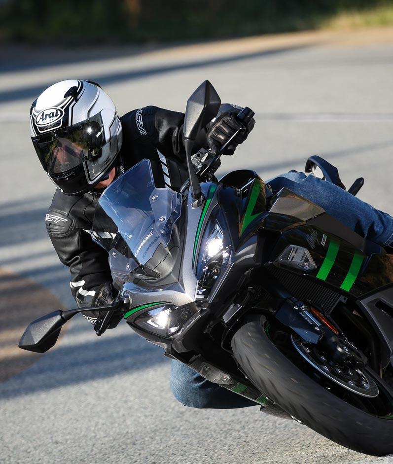 casque arai profile v bend white integral moto blanc