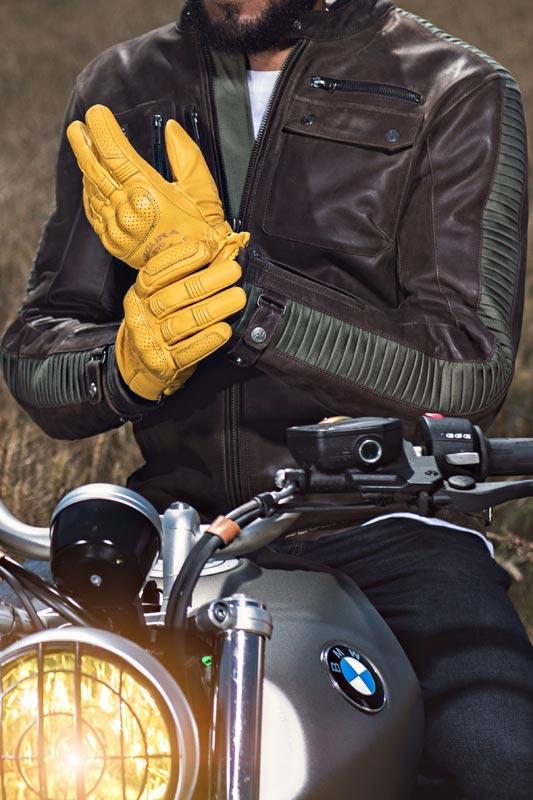 gants segura moto vintage equipement homologues ce epi homme