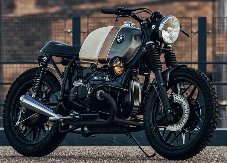 moto custom bmw